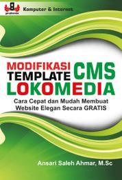Cover Modifikasi Template CMS Lokomedia oleh