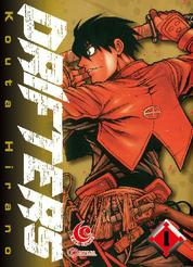 Drifters 01 by Cover