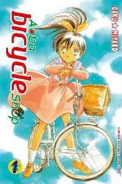 Aoba Bicycle Shop 01 by Cover