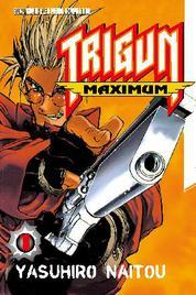 Trigun Maximum 01 by Cover