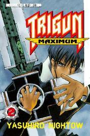 Trigun Maximum 02 by Cover