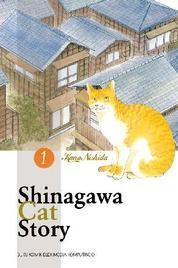 Cover Shinagawa Cat Story 01 oleh