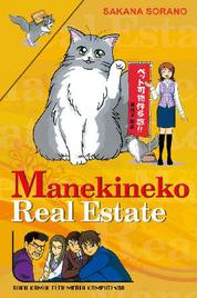 Maneki Neko Real Estate by Cover