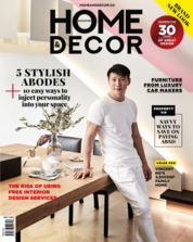 HOME & DECOR Singapore / MAY 2018