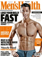 Men's Health Singapore / JUN 2018