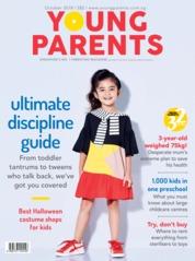 young parents Singapore / OCT 2018