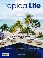Cover Majalah Tropical Life / MAY-AUG 2018