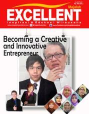 Cover Majalah Majalah Excellent / ED 54 NOV 2017