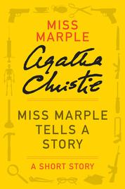 Cover Miss Marple Tells a Story oleh