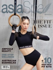 asia spa / MAY-JUN 2019