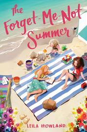 Cover The Forget-Me-Not Summer oleh