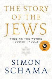 Cover The Story of the Jews oleh