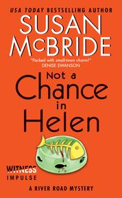 Cover Not a Chance in Helen oleh