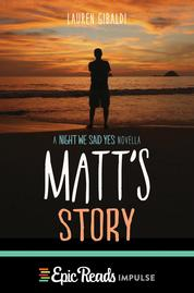 Matt's Story by Cover