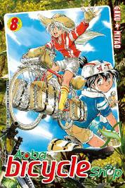 Aoba Bicycle Shop 08 by Cover