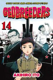 Geobreeders 14 by Cover