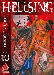 Hellsing 10 by Cover