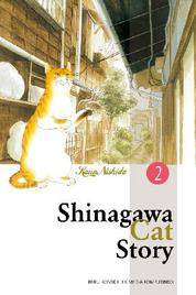 Cover Shinagawa Cat Story 02 oleh