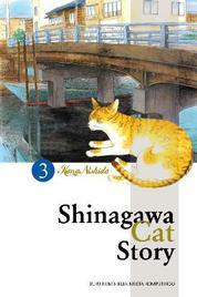 Cover Shinagawa Cat Story 03 oleh