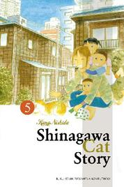 Shinagawa Cat Story 05 by Cover