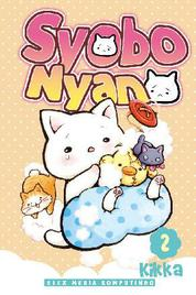 Syobo Nyan 02 by Cover