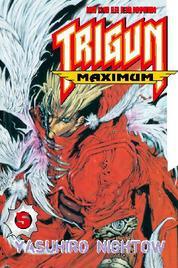 Trigun Maximum 05 by Cover
