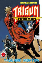 Trigun Maximum 06 by Cover