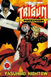 Trigun Maximum 09 by Cover