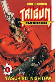 Trigun Maximum 11 by Cover