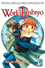 World Embryo 01 by Cover