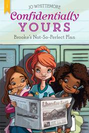 Cover Brooke's Not-So-Perfect Plan oleh