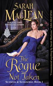 Cover The Rogue Not Taken oleh