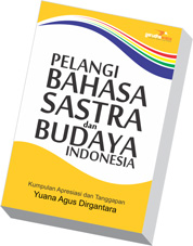 Cover Pelangi Bahasa Sastra dan Budaya Indonesia oleh