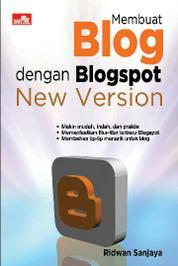 Cover Membuat Blog dengan Blogspot New Version oleh