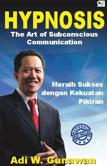 The Art of Subconscius Communication by Cover