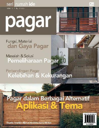 Seri Rumah Ide - Pagar by Cover