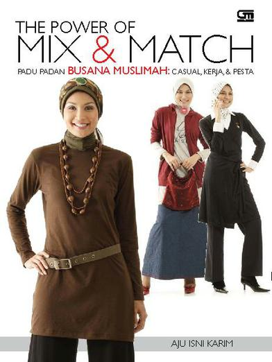 Mix dan Math Busana Muslimah by Cover