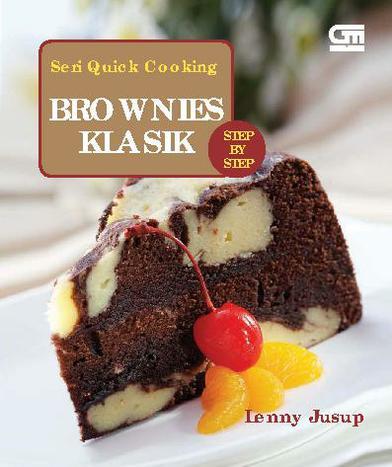 Seri Quick Cooking: Brownies Klasik by Cover