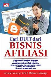 Cover Cari Duit dari Bisnis Afiliasi oleh