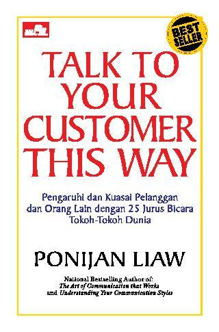 Talk To Your Customer This Way by Cover
