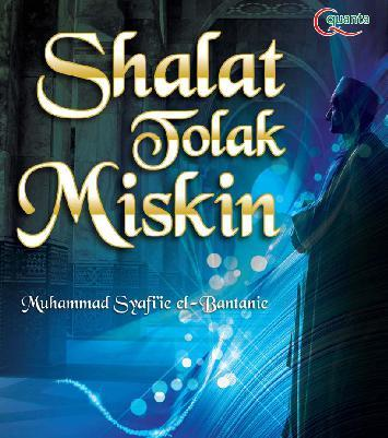 Shalat Tolak Miskin by Cover