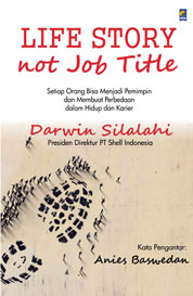 Cover Life Story Not Job Title (Cetakan ke- 4) oleh