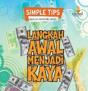 (SIMPLE TIPS) LANGKAH AWAL MENJADI KAYA by Fitryan C. Dennis Cover