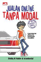Cover JUALAN ONLINE TANPA MODAL oleh