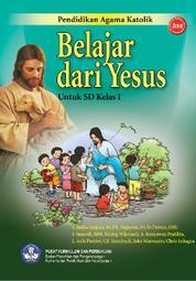 Cover SD Kelas 1 - Pendidikan Agama Katolik oleh