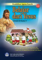 Cover SD Kelas 5 - Pendidikan Agama Katolik oleh