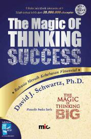 Cover The Magic of Thinking Success oleh