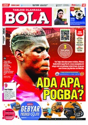 Tabloid Bola Sabtu / ED 2845 FEB 2018