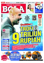 Tabloid Bola Sabtu / ED 2847 FEB 2018