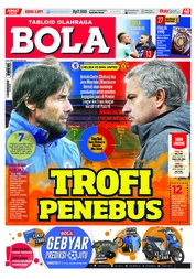 Tabloid Bola Sabtu / ED 2871 MAY 2018